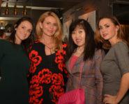 Mariana, ZC, Sunny and Petra