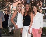 Cornelia Hoppler, Jacqueline Foitek & Sandra Schmid