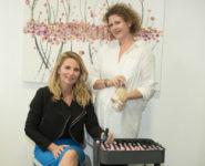 Gabriella Stahl with ZC