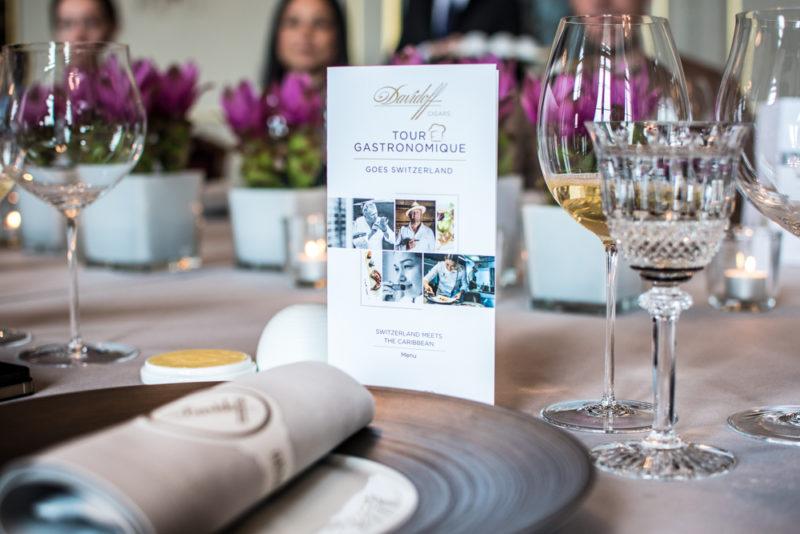 Davidoff Tour Gastronomique with Peter Knogl & Maria Marte