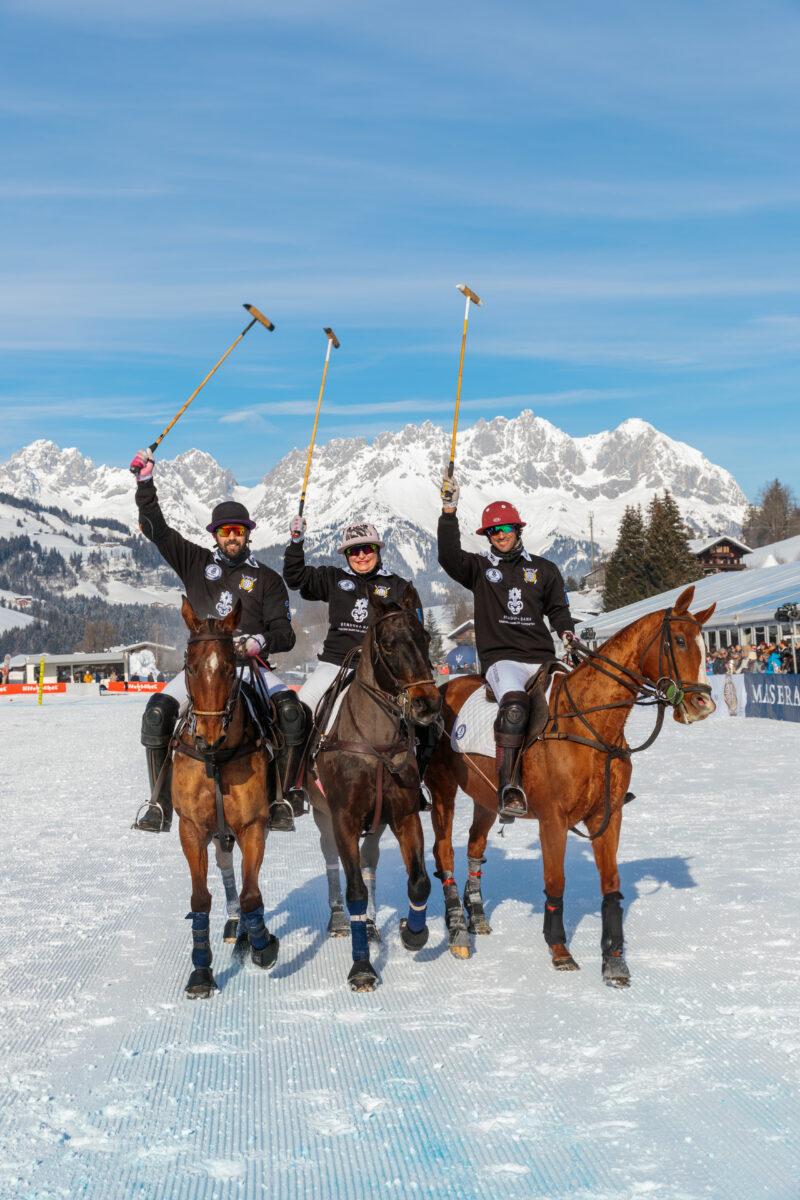 17. Bendura Bank Snow Polo World Cup 2019 Kitzbühel
