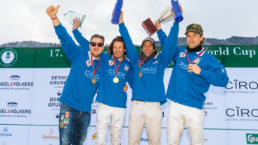 17. Bendura Bank Snow Polo World Cup 2019 Kitzbühel