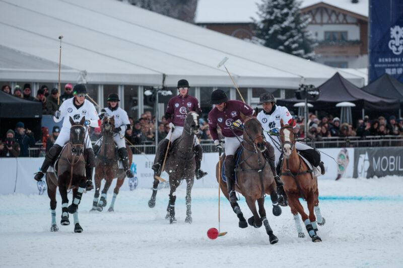 Final Snow Polo Kitzbuehel
