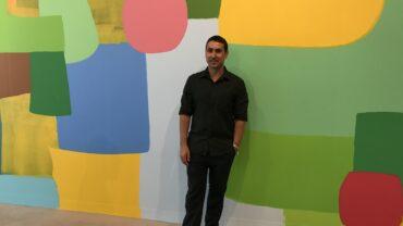 Artist Federico Herrero
