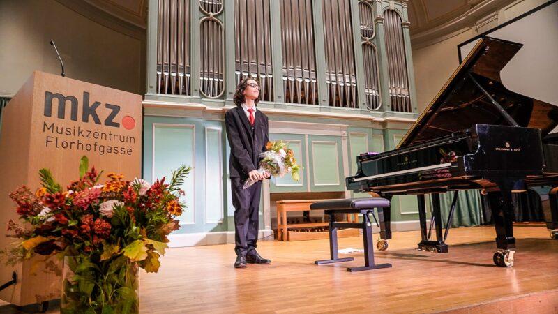 Pianist Nicolas Comi