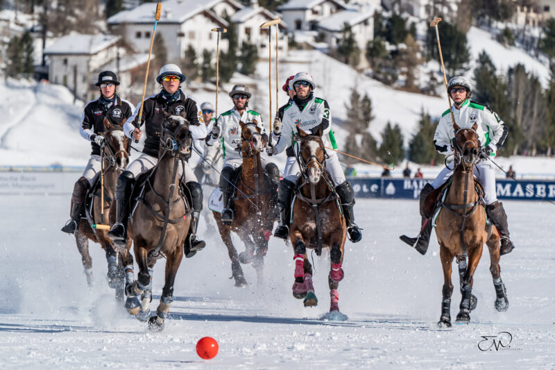 Snow Polo 2019 by Edo Mainetti