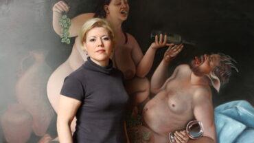 Artist Lilli Hill
