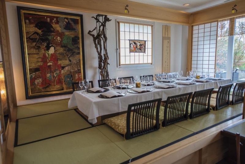 Ryokan Private Dining Room