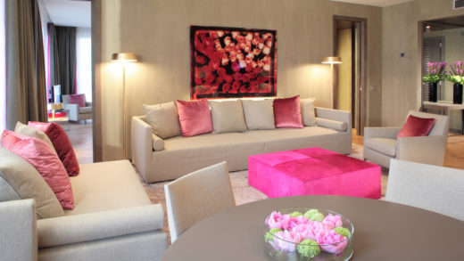 Starhotels Rosa Grand_Mi_ Suite Executive_1
