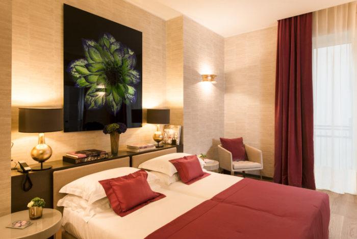 Starhotel Grand Rosa,Milano