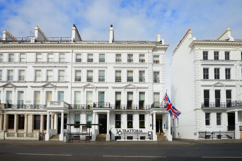The Pelham Hotel - Front Facade