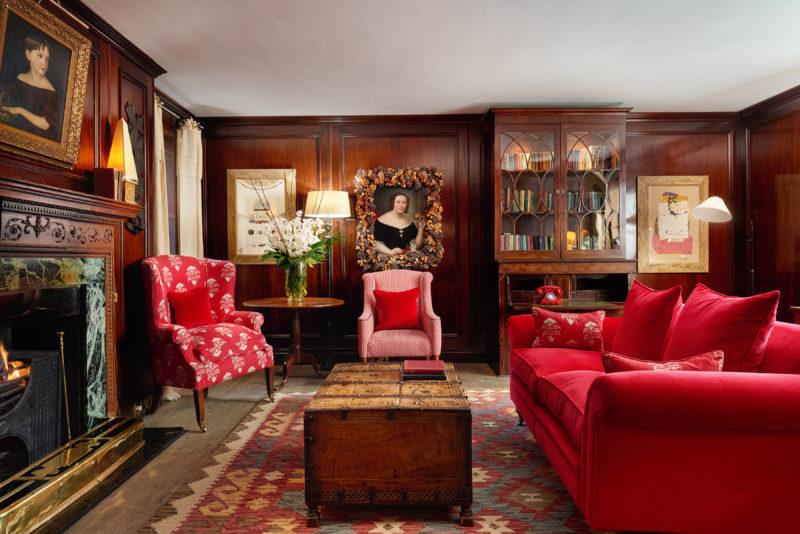 The Pelham Hotel - Library
