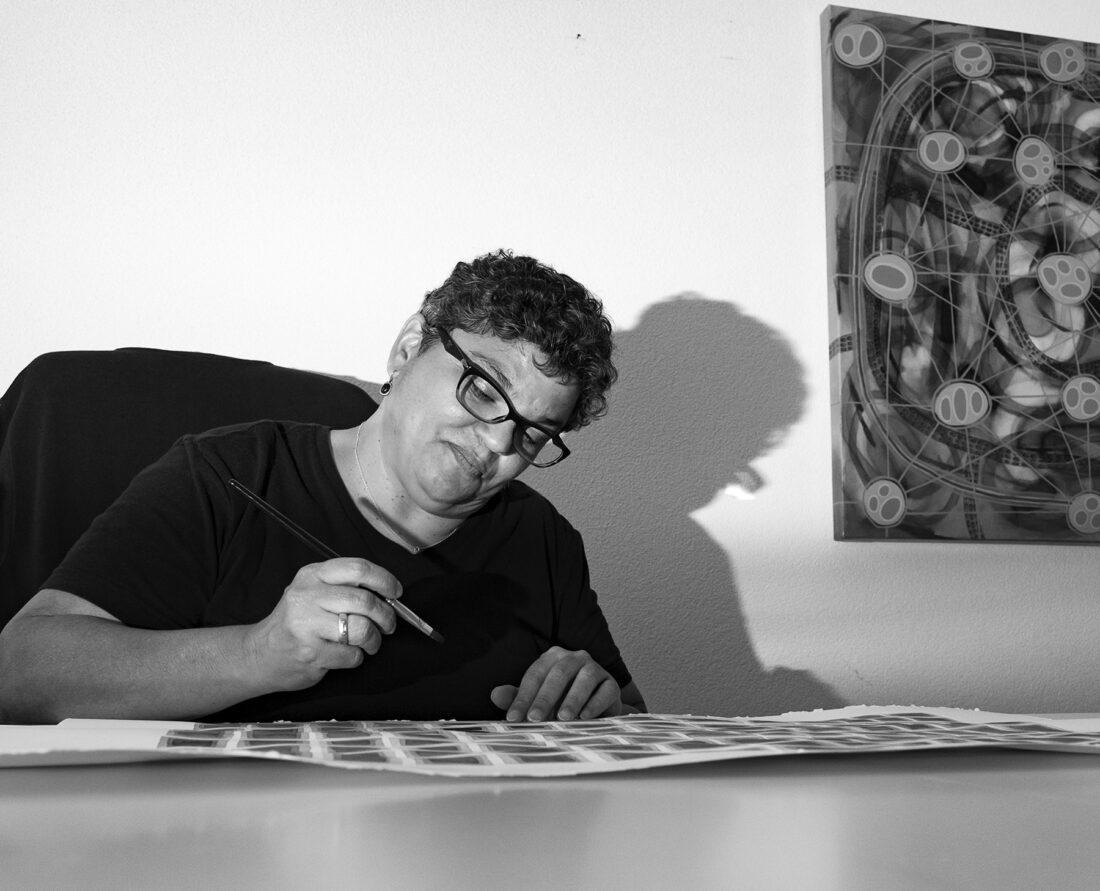 Mónica Ferreras Artist