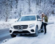 Mercedes Benz GLC D200