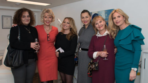 Swiss Medical Beauty Opening Party