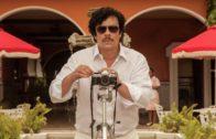 Benicio as Pablo Escobar