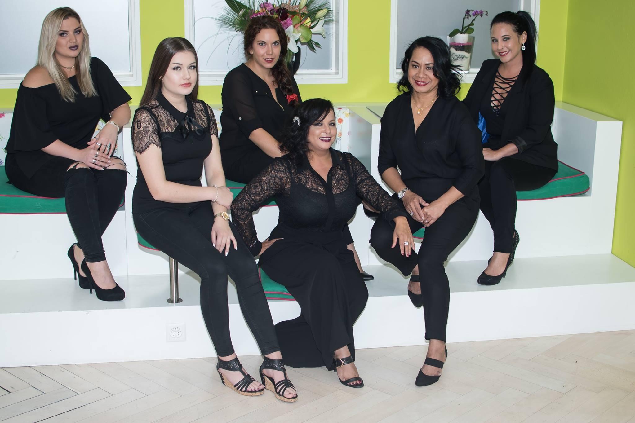 Celeste Cosmetic crew