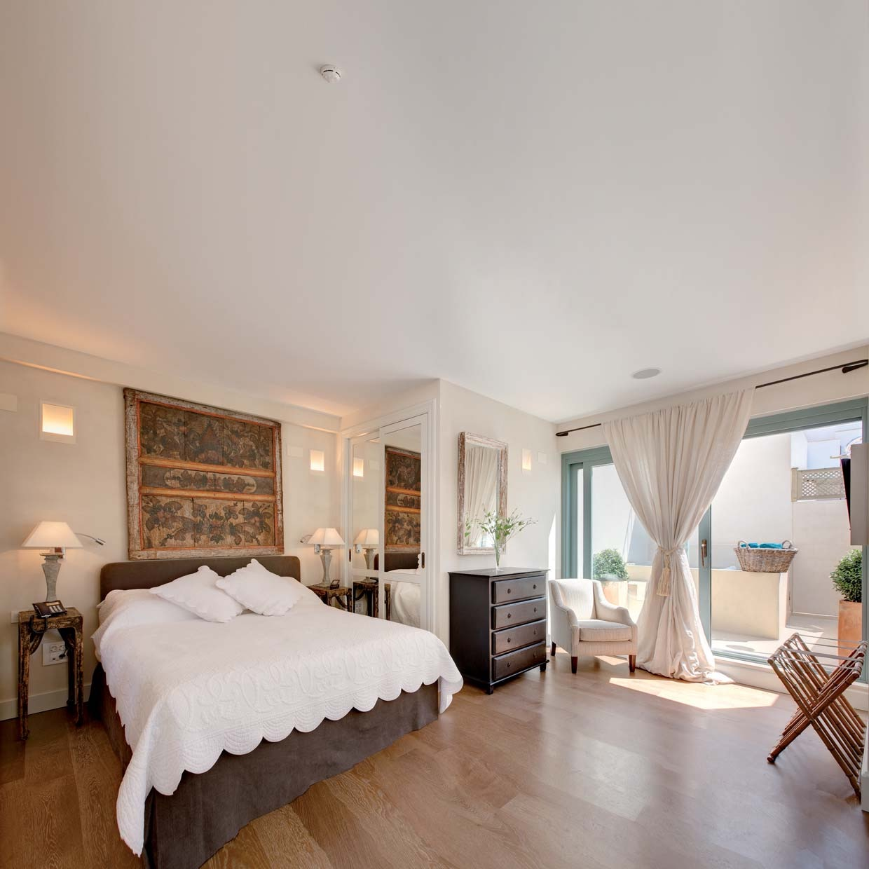Corral del Rey suite