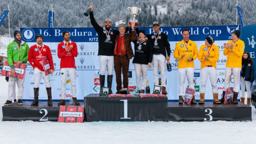 16. Bendura Bank Snow Polo World Cup Kitzbühel 2018